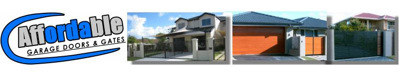 affordable doors and gates gold coast garage doors