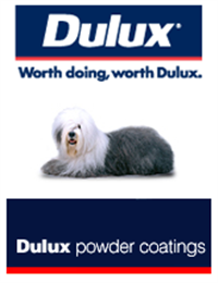 Affordable Colours by Dulux Powder Coating