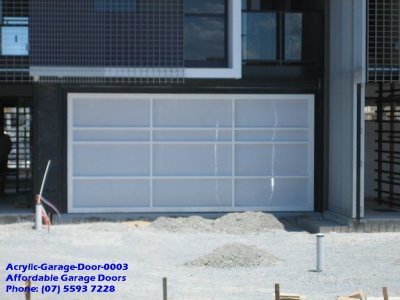 Acrylic Garage Door 0003