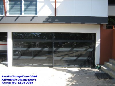 Acrylic Garage Door 0004