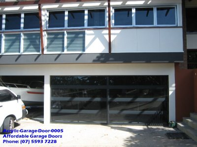 Acrylic Garage Door 0005