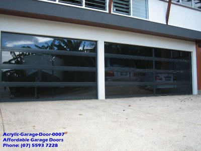 Acrylic Garage Door 0007