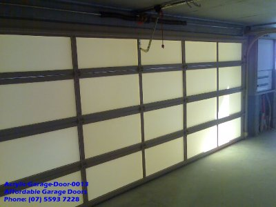 Acrylic Garage Door 0013