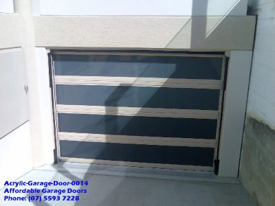 Acrylic Garage Door 0014
