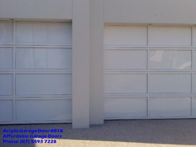 Acrylic Garage Door 0018