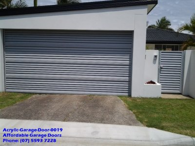 Acrylic Garage Door 0019