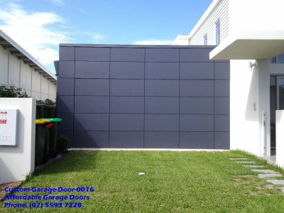 Phoca Thumb M Custom Garage Door 0016