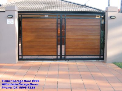 Phoca Thumb M Timber Garage Door 0003
