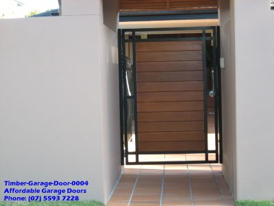 Phoca Thumb M Timber Garage Door 0004