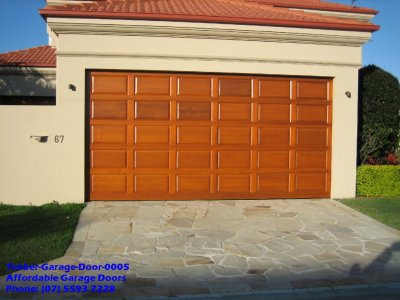 Phoca Thumb M Timber Garage Door 0005