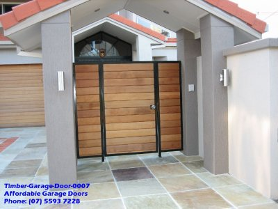 Phoca Thumb M Timber Garage Door 0007