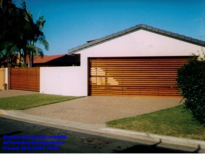 Phoca Thumb M Timber Garage Door 0009